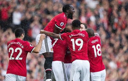 Man Utd thắng 4 sao ngày tái ngộ Rooney