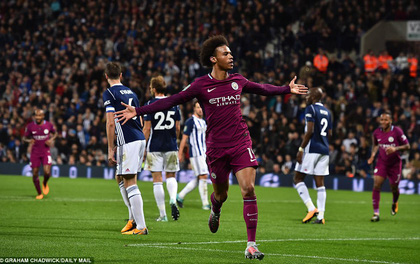 """""""Tiểu Messi"""" tỏa sáng, Man City bước tiếp ở Cúp Liên đoàn"""
