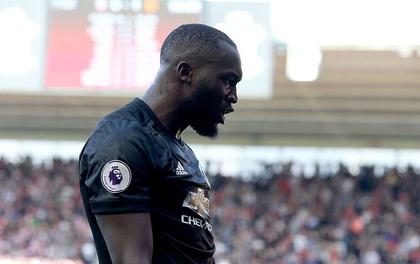 """Man Utd giành chiến thắng """"xấu xí"""" nhờ pha lập công duy nhất của Lukaku"""