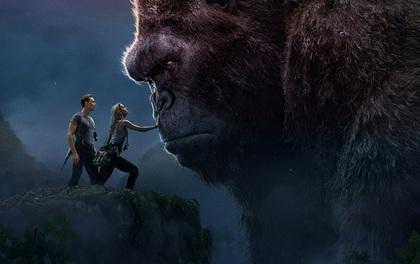 Vua Kong của đảo Đầu Lâu, sao cứ ôm hoài một mối tình si với mỹ nhân loài người?
