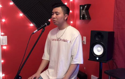 """Đang được share rất nhiều: Anh Khang cover hit """"Em gái mưa"""" phiên bản buồn đến nao lòng"""