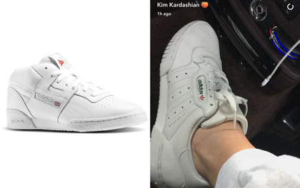 HỎI NHANH: Bạn có thấy đôi Yeezy mới nhất trông y hệt giày Reebok không?
