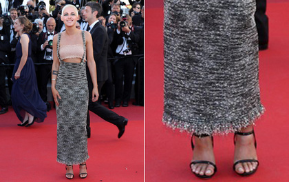 """Vâng, Kristen Stewart chính là kẻ """"phá game"""" tại thảm đỏ Cannes năm nay!"""