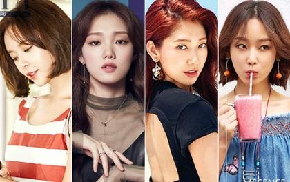 Đây là 7 nữ hoàng đình đám của dòng phim được yêu thích nhất xứ Hàn