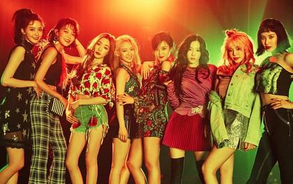 """So với hit cuối của các girlgroup cùng thời, phải chăng SNSD quá """"flop""""?"""