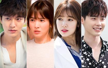 Đây là 10 diễn viên Hàn Quốc có diễn xuất được ca ngợi quá đà