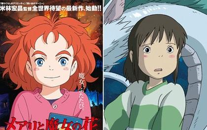 """Quá """"giống"""" Ghibli, phim đầu tay của hãng Ponoc bị soi không thương tiếc"""