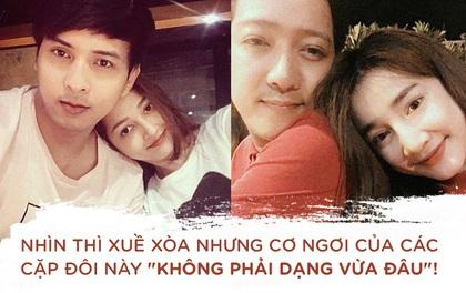 Nhìn thì xuề xòa nhưng cơ ngơi của các cặp đôi sao Việt này bạc tỉ không đùa đâu!