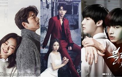 6 sinh vật thần thoại từng hớp hồn người xem trong phim Hàn