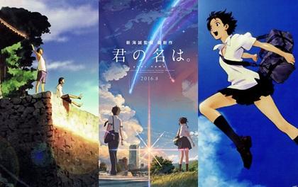 """Anime đình đám Nhật Bản """"Your Name"""" bị tố đạo nhái"""