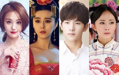 10 diễn viên Hoa Ngữ là minh chứng cho việc học cao chưa chắc đã diễn tốt!