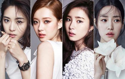 """Không hiểu nổi 5 mĩ nhân Hàn """"bất tài"""" này có gì mà luôn được làm nữ chính!"""
