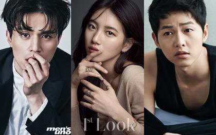 """2 mỹ nam """"Goblin"""" vượt mặt Song Joong Ki trong BXH sao Hàn được khao khát nhất trong ngày Valentine"""