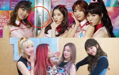 """Hành động """"có 1 không 2"""" của Red Velvet dành cho thành viên vắng mặt gây sốt mạng xã hội"""