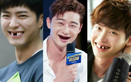 Thử thách cực đại: Khi 12 mỹ nam hàng đầu xứ Hàn cũng không vượt nổi qua ải... sún răng