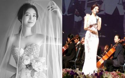 """Xôn xao vì vợ diễn viên """"Vì sao đưa anh tới"""" vừa quá đẹp vừa giống Lee Young Ae"""