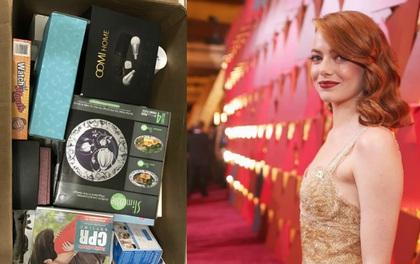Có gì bên trong hộp quà trị giá 2 tỉ của các sao nhận được đề cử giải Oscar?
