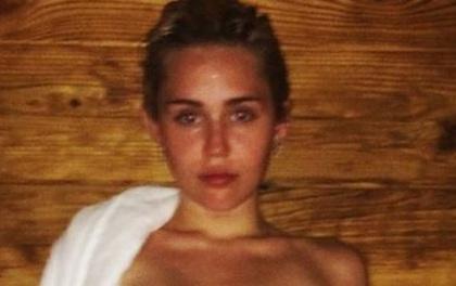 Miley Cyrus vừa bị tung ảnh nude, nhưng chẳng ai sốc vì... đã thấy quá nhiều