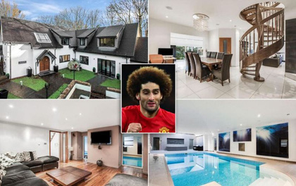 Image result for fellaini bán nhà
