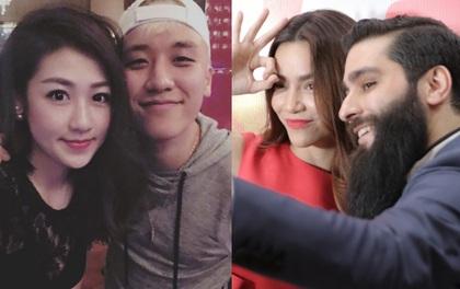 """Những sao Việt khiến fan """"phát hờn"""" vì quá thân thiết với sao quốc tế"""