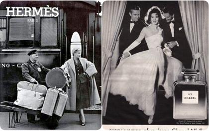 Ngắm nhìn poster thời trang của các thương hiệu đình đám hiện tại trong thế kỷ 20
