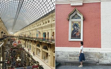 Đi Anh, Pháp, Ý chán rồi! Giờ nhiều bạn trẻ Việt đang dịch chuyển điểm đến sang nước Nga vừa quen mà vừa lạ đấy!