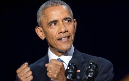Video: Bài phát biểu cuối cùng của ông Barack Obama trên cương vị Tổng thống nước Mỹ