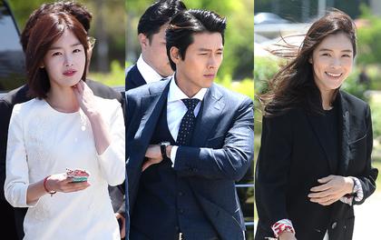 """Hôn lễ diễn viên """"Hope"""" gây chú ý nhờ màn xuất hiện như tổng tài trong phim của Hyunbin"""