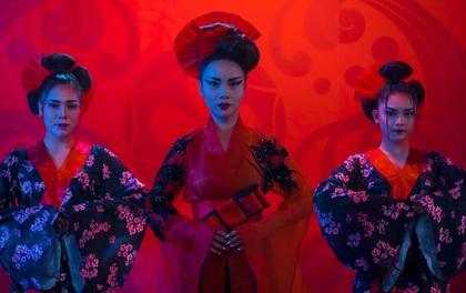 """Hậu """"The Remix"""", Yến Trang hoá nàng Geisha ma mị trong MV mới"""