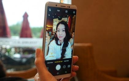 Đánh giá chi tiết Vivo V7+: Thiết kế viền mỏng đẹp mắt, chất lượng camera selfie tốt, giá 8 triệu đồng!