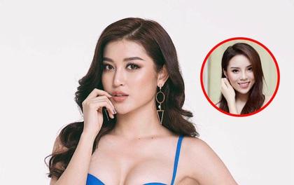 Kỳ Duyên yêu thích ảnh gợi cảm của Huyền My trước khi thi Miss Grand International 2017