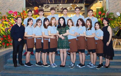 """Thêm một địa điểm """"tránh nóng"""" tuyệt vời cho giới trẻ Hà thành trên phố Nguyễn Chí Thanh"""