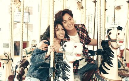 Kỉ niệm 7 năm yêu nhau, Ngô Kiến Huy - Khổng Tú Quỳnh ngập tràn hạnh phúc tại Hàn Quốc