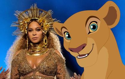 """Beyoncé sẽ hóa thân thành sư tử Nala trong bom tấn live-action """"The Lion King"""""""