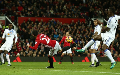 Sao Man Utd và tốp 5 khoảnh khắc khó tin nhất năm 2016