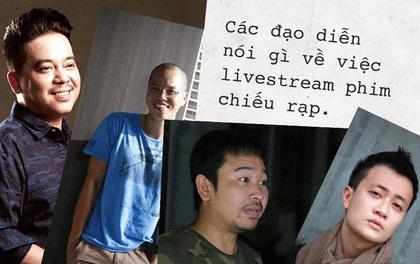 """Các đạo diễn, nhà sản xuất đều ủng hộ Ngô Thanh Vân xử lý đến cùng vụ livestream lén """"Cô Ba Sài Gòn"""""""