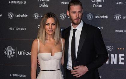 Bạn gái De Gea khoe vòng một quyến rũ trong đêm tiệc của Man Utd