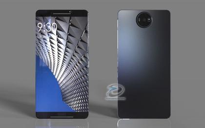 Ngắm ý tưởng Nokia 8 đẹp đến nỗi chỉ nhìn thôi là đủ thích mê mệt
