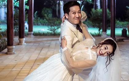 Nhã Phương chính thức lên tiếng về thông tin đám cưới với Trường Giang!