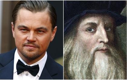 Leonardo DiCaprio trở thành thiên tài sáng chế Leonardo da Vinci