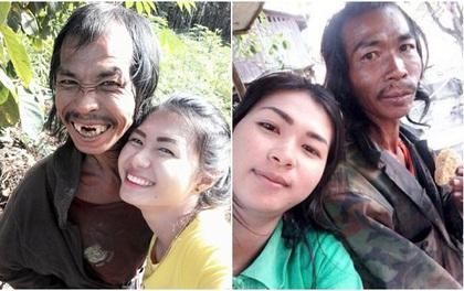 """Đăng ảnh chụp cùng người cha mắc bệnh tâm thần, cô gái xinh đẹp châm ngòi cho cuộc """"khẩu chiến"""" trên mạng xã hội"""