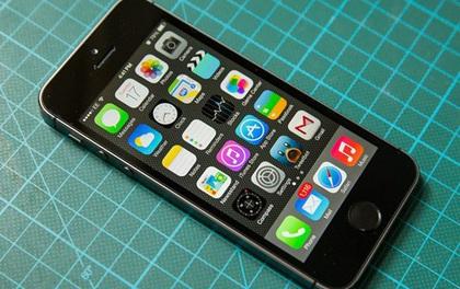 Nhiều người chê iPhone 5s cổ lỗ sĩ nhưng nó vẫn ăn đứt iPhone 7