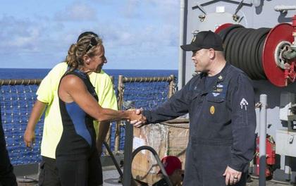 Được cứu sống sau hơn 5 tháng lênh đênh trên biển