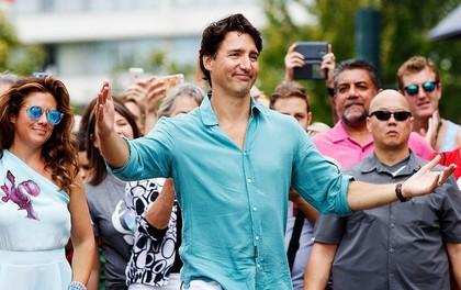 Lý giải sức hút của Thủ tướng Canada Justin Trudeau: đẹp trai, hài hước và ngọt ngào hết sức