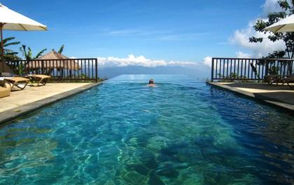 18 bể bơi sang chảnh khắp thế giới dành cho giới nhà giàu