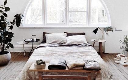 15 căn phòng ngủ với thiết kế khiến ai cũng thích mê