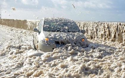 Hiện tượng thời tiết hiếm tới mức cả đời chưa chắc bạn được chứng kiến