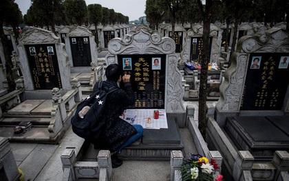 Đào trộm tử thi, cho kết hôn với người chết ở Trung Quốc