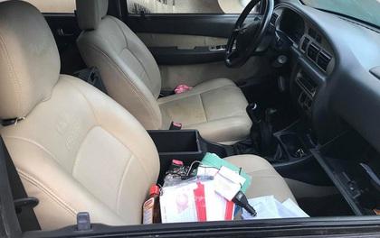 Sa Pa: Đập vỡ kính ô tô để trộm tài sản nhưng chỉ lấy được tai nghe và sạc điện thoại