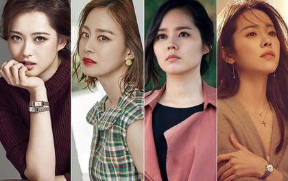 """Ngán tận cổ 7 sao nữ Hàn nhan sắc thuộc hàng cực phẩm nhưng cứ lên phim là thần thái """"về 0"""""""